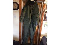 Sundridge fishing suit XL