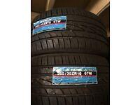 265 35 18 Falken Tyres NEW