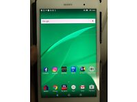 Sony z3 compact tablet wifi only