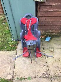 Bike child seat