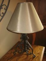 CAST IRON LAMP FOR SALE