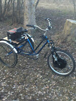 Crystal lite Electric Bike Kit 7240 (72 volt 40 amp)(2013 model)