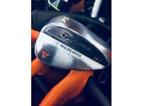 Taylormade milled grind 54• wedge