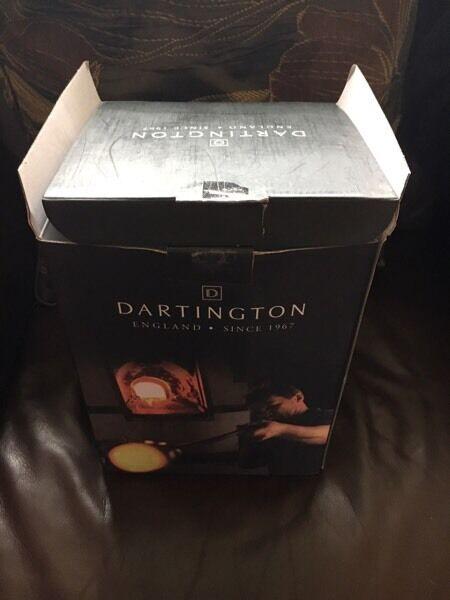 New Dartington Vase