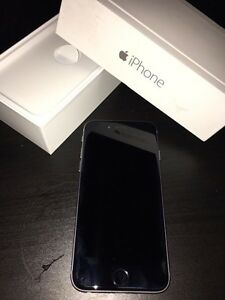 Gently Used: Rogers Black iPhone 6 (64GB)