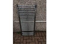 Towel rail radiator 112 x 50cm