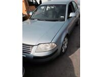 VW Passat TDi/BREAKING