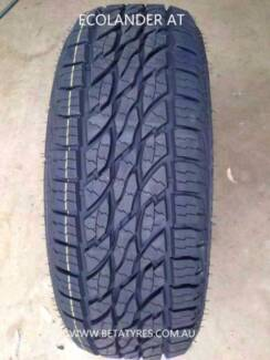 """17""""-22"""" tyre from $71, PRICES UP TO 50% OFF RRP!"""