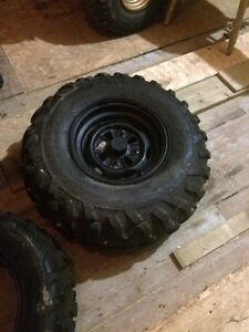 Atv tires and rims for sale! St. John's Newfoundland image 2