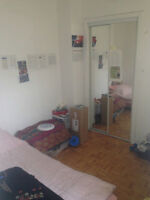 3 1/2- 1 bedroom for rent in McGill Ghetto