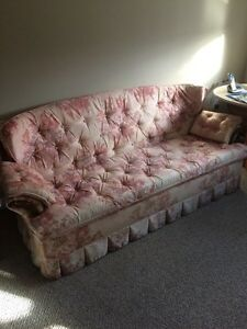 Sofa & chair