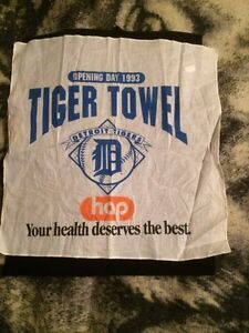 1993 Tiger Towel Windsor Region Ontario image 1
