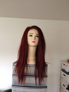 Brand New Lace Front Human Hair Wig $240.00 Strathcona County Edmonton Area image 1