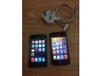 Two IPods 32GB & 8GB ( 4th Gen & 2nd Gen )