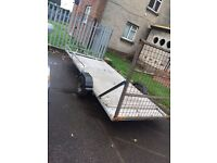 Quad and bike trailer need gone £150