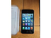 iPod Touch 4th Gen 32GB Black Fully Working *Open To Offers*