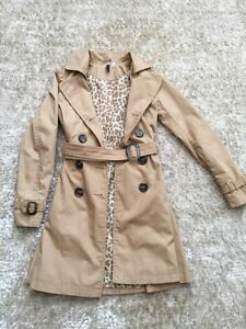 Brand new ladies trench coat