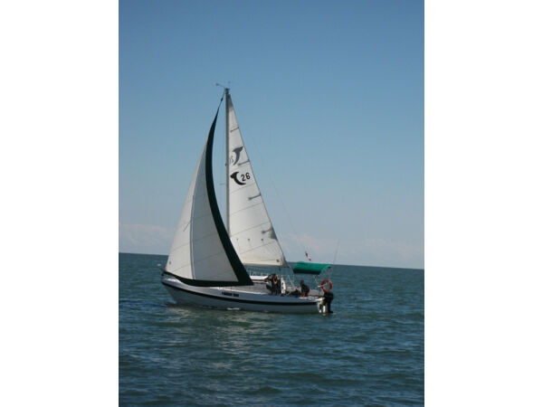 Used 1983 Other Tanzer 26