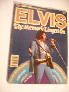 Elvis Presley 5 Magazines. Peterborough Peterborough Area image 2