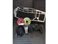 Wireless Keyboard & Mouse