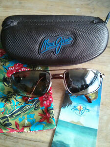 Maui Jim Kahuna Mens Sunglasses