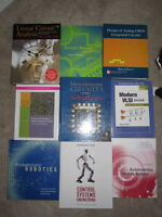 Lots of Engineering Textbooks for sale