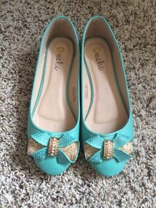 Flats in brand new condition !