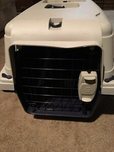 Small Kennel and carrier
