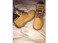 Dewalt Safey boots