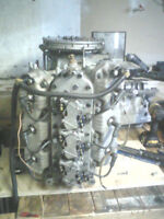 UNPAINTED 2.4l or 2.5l Mercury engine block WANTED