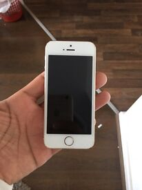 Looks like New iPhone 5s 16gb unlocked to all network. No scratches or dents. Excellent condition