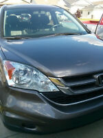 2011 Honda CR-V EXL Fully loaded with Navigation. Motivated sell