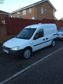 Vauxhall combo 1.3 cdti with Low miles