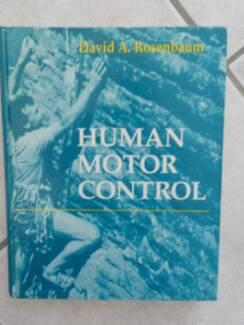 Human motor control Rosenbaum psychological physiological movemen