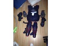 Go-pro body armour