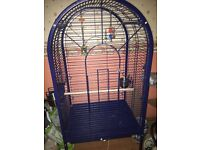 Large new parrot cage for sale