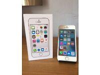 APPLE IPHONE 5S GOLD 16GB EE/ORANGE/T-MOB