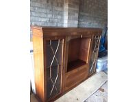 Dresser top or Wall Unit