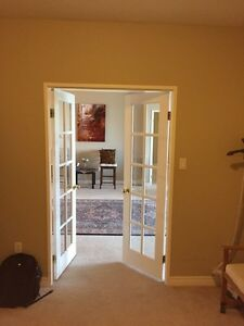 Spacious luxury 2+1 waterloo condo for rent - available Dec 28th Kitchener / Waterloo Kitchener Area image 3
