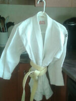 Childrens Judo gees and Karate gees