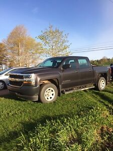 Lease take over  Chevrolet Silverado 4x4