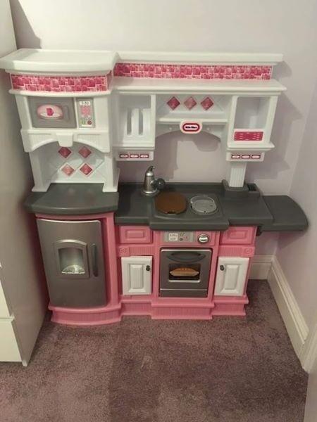 Pink Little Tikes Kitchen - Creepingthyme.info