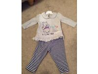 Winnie the Pooh top and leggings set