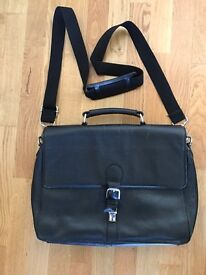 Marks and Spencer - Men's Leather Briefcase