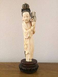 Genuine ivory statue Mosman Mosman Area Preview