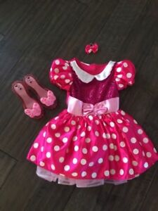4-6x Minnie Mouse costume