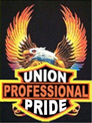 Union Sticker Hard Hat Sticker Cu-4