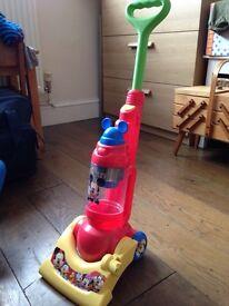 Children's toy vacuum