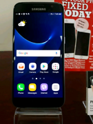 Samsung Galaxy S7 32 gb with 3 month warranty all accessory Parkwood Gold Coast City Preview