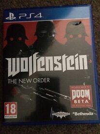 Wolfenstein - PS4